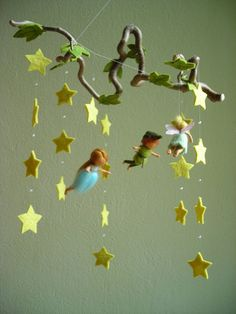 Reserved for Ellsie22  Peter Pan Wendy and by naturechild on Etsy
