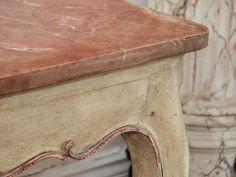 Rokokó asztal Decor, Antik, Furniture, Step Stool, Home Decor, Stool