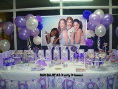 Violetta en el cumple de Sofía | CatchMyParty.com