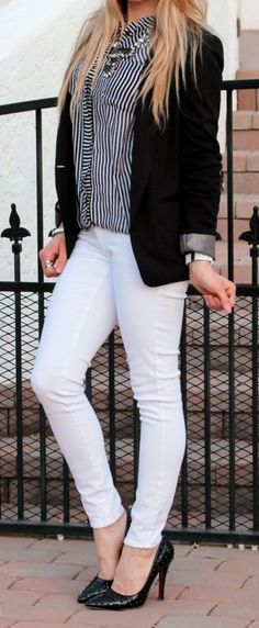 67427cf9275cf 101 Style Tips To Wear A Striped Outfits