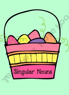 Singular and Plural Nouns sort form regular plural nouns orally by adding /s/ or /es/. Teaching Reading, Teaching Ideas, Learning, Speech And Language, Language Arts, Singular And Plural Nouns, Parts Of Speech, Writer Workshop, Word Work