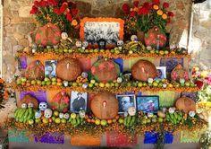 Dia de los Muertos Festival in Oaxaca, Mexico