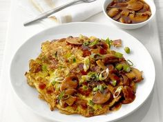 Get Food Network Kitchen's Egg Foo Yong Recipe from Food Network