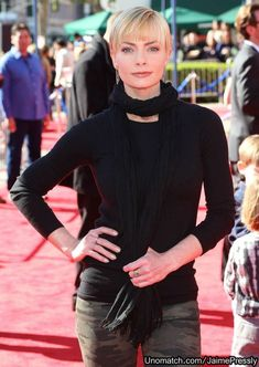 #JAIMEPRESSLY #UNOMATCH #CELEBRITY #GOSSIP #MODEL #HOLLYWOOD #AMERICANACTRESS   like : http://www.unomatch.com/jaimepressly/