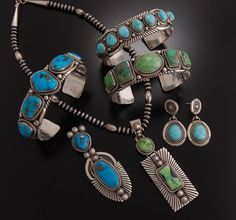 Silver Sun means authentic Native American handmade jewelry, natural American turquoise, Canyon Road and Santa Fe.