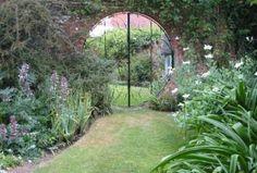Gärten in England  Old Rectory Trotton