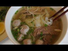 Phô : Soupe vietnamienne au bœuf et aux pâtes de riz - Cooking With Morgane - YouTube