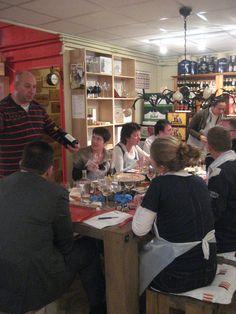Kookworkshop Wijnen enzo