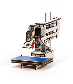 Join us Nov. 14 at 6pmPT for a 3D Printer MeetUp (and a chance to win a Printrbot Simple) See makezine.com for deets!