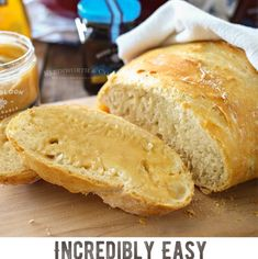Incredibly Easy Crusty Artisan Bread