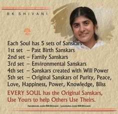 BK Sister Shivani * Globally renowned spiritual guide and mentor * Ability to analyze deep rooted emotions like ego, stress, anger, fear & presents a logical. Wife Quotes, Sister Quotes, Family Quotes, Wisdom Quotes, Quotes To Live By, Qoutes, Hindi Good Morning Quotes, Good Morning Inspirational Quotes, Bk Shivani Quotes