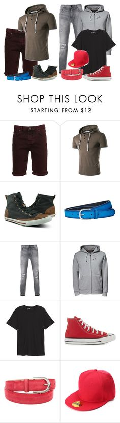 """Scooby Doo & Scooby Dum"" by yorkington ❤ liked on Polyvore featuring Burnetie, Paul Smith, Dolce&Gabbana, Lands' End, Public Opinion, Converse, Canali, men's fashion and menswear"