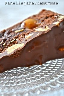 Poke Cakes, Lava Cakes, Finnish Recipes, Mumbai Street Food, Custard Cake, Gingerbread Cake, Brownie Cake, My Best Recipe, Yummy Cakes