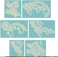 tuscany lace 7