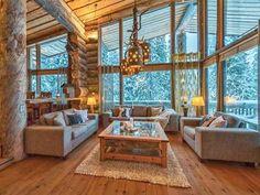 Cottage: Kuusamo, VILLA VUOSSELINHOVI, 13407