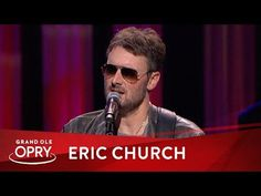 """Live at the Grand Ole Opry, Eric Church performs """"Why Not Me,"""" written to honor Las Vegas shooting victims. Eric Church, My Church, Country Music Singers, Country Songs, Good Music, My Music, Route 91, Inspirational Lines, Take Me To Church"""