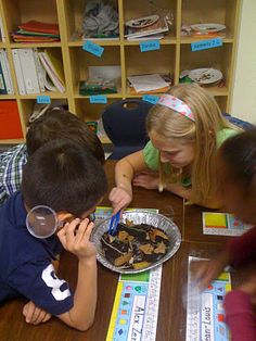 1000 images about after school soils dirt rocks on for Soil 1st grade
