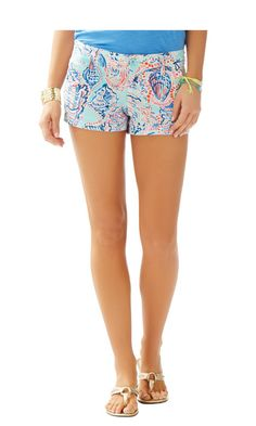 bd0ba7e3ac Lilly Pulitzer - Walsh Short size Color