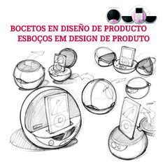 Bocetos En Diseño De Producto. 1ª ed. Madrid: Ilusbooks, 2012. Disponible en la Biblioteca de Ingeniería y Ciencias Aplicadas. (Primer nivel EBLE)