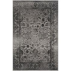 Safavieh Adirondack Grey/ Black Rug (10' x 14') | Overstock.com Shopping - Great Deals on Safavieh 7x9 - 10x14 Rugs