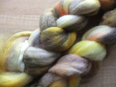 Supersoft Merino Fibre handpainted and by northyorkshireyarns, $6.40
