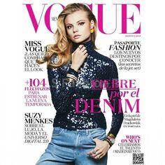 #magdalenafrakovyak #supermodel for #voguemexico Aug 2015. More #photos  coming soon on  #elsfashiontv  @elsfashiontv  #me #photooftheday #instafashion #instacelebrity  #instaphoto #voguemagazine #vogue #newyork #topmodel #montecarlo #london  #italia #manhattan #miami #dubai #glamour #fashionista #style #altamoda #fashionweek #paris  #tvchannel #fashiontrends