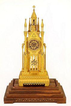 Pendule cathédrale | Flickr : partage de photos !
