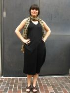 The perfect black dress for summer!