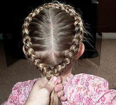 Figure 8 braid
