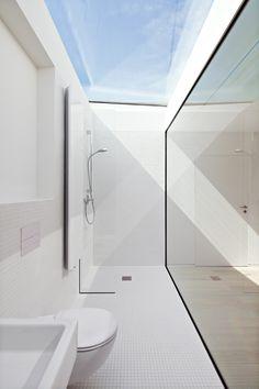Haus W   Ian Shaw Architekten; Photo: Felix Krumbholz   Archinect