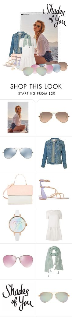"""Shades of You: Sunglass Hut Contest Entry"" by flipars on Polyvore featuring Ray-Ban, Fat Face, Eddie, René Caovilla, Valentino, Miu Miu, Tiffany & Co. and shadesofyou"