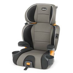 KidFit 2-in-1 Belt Positioning Booster Seat - Coupe