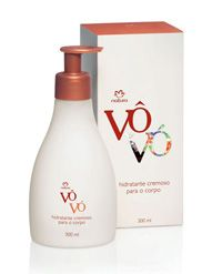 Hidratante Cremoso para o Corpo VôVó - 300ml