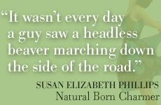 Excerpted from Natural Born Charmer by Susan Elizabeth Phillips