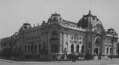 Palacio de Bellas Artes. Santiago