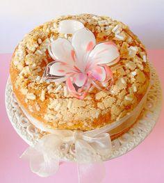 Questa è la mia Pink Bag  pubblicata questo mese su Piu Dolci bella soddisfazione sopratutto perchè i dolci con la pdz non sono il mio ...