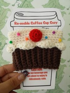Twinkie Chan cup cozies! $20.00