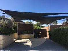 Pergola For Small Backyard Metal Pergola, Backyard Pergola, Patio Roof, Pergola Kits, Pergola Ideas, Pergola Roof, Patio Shade, Pergola Shade, Perth