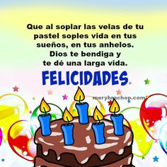 Spanish Birthday Wishes, Birthday Wishes For Uncle, Free Happy Birthday Cards, Happy Birthday Quotes, Uncle Quotes, Cute Words, Happy B Day, Spanish Quotes, Special Day