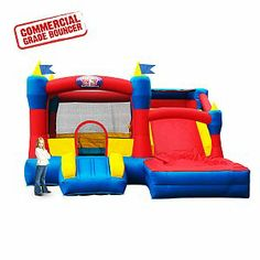 BOUNCE HOUSES COMMERCIAL $1,899.99