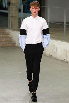 CARVEN, Printemps 2015 (Paris Fashion Week HOMMES) | L'Entre-Deux by FASHIZBLACK.com