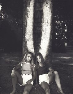 bohemea: At Twelve: Portraits of Young Women by Sally Mann, Katherine and Carrie. Levitation Photography, Underwater Photography, Film Photography, Creative Photography, Children Photography, Street Photography, Landscape Photography, Nature Photography, Fashion Photography