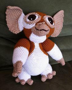 Petit Gizmo au crochet