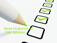 The above-listed features are available on the open source erp solution. Odoo is an open source erp solution. Contact us to get the above features Odoo ERP system. #erpFeatures #ERP #erpsystem