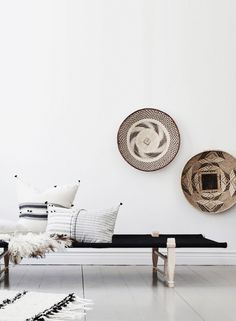 It's a bed, it's a table, it's our latest obsession.  OGK Safari Daybed at Consort Design.