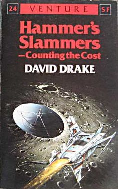 Hammer's Slammers - Counting the Cost by David Drake (Arrow:1989)