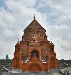 St. Hovhannes Chuch in Abovyan, Armenia _ Ghulyan architects