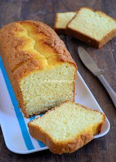 Gluten free vanilla cake, delicious!