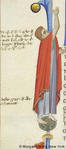 Bible, MS M.436 fol. 374v - Images from Medieval and Renaissance Manuscripts - The Morgan Library & Museum