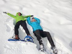 Schneeschuhwanderung mit Sepp im Ahrntal